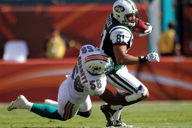 New York Jets: Most Critical Matchups vs. Miami Dolphins