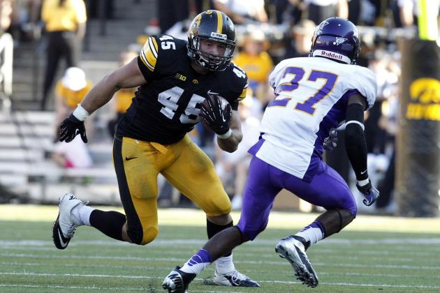 Iowa Football: Why Can't the Hawkeyes Keep a Running Back?