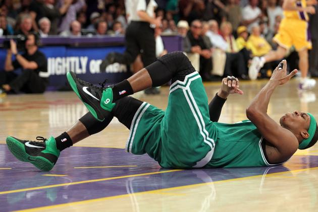 Boston Celtics: Odds of Each Player Remaining Healthy for Full 2012-2013 Season