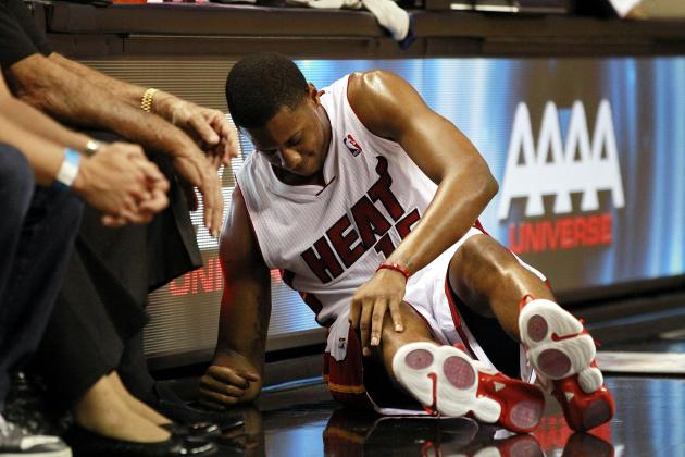 Miami Heat: Assessing the Odds of Each Player Remaining Healthy the Full Season