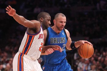 Why the Raymond Felton-Jason Kidd PG Tandem Is Doomed to Fail for NY Knicks