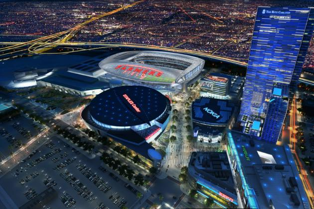 LA Sports and Entertainment Empire AEG Reportedly Up for Sale
