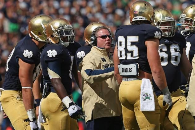 Notre Dame Football Recruiting 2013: Ranking the Top 10 Irish Commitments
