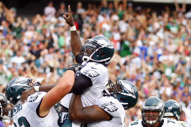 Philadelphia Eagles: Michael Vick's Wild Ride