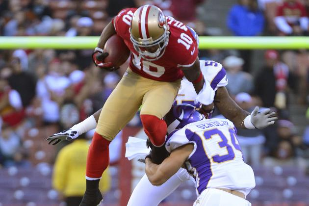 49ers vs. Vikings: 10 Keys to the Game for San Francisco
