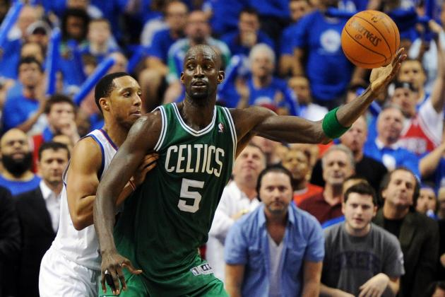 5 Boston Celtics Who Could Be Losing Playing Time in 2012-13