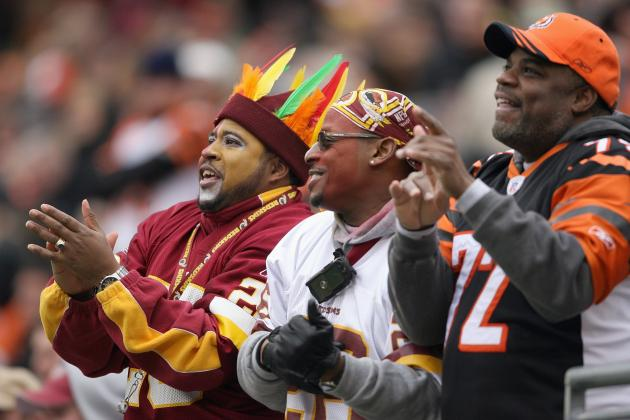 Washington Redskins: Most Critical Matchups vs. Cincinnati Bengals