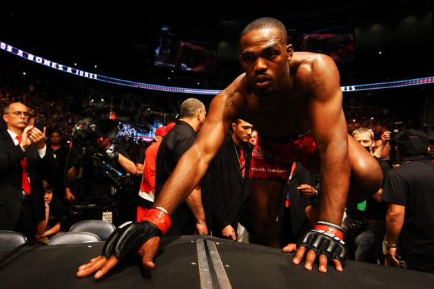 UFC 152 Fight Card: Questions We Have About Jon Jones