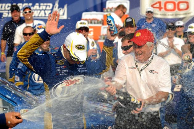 NASCAR Chase 2012: Predicting the Winner of Each Remaining Sprint Cup Race