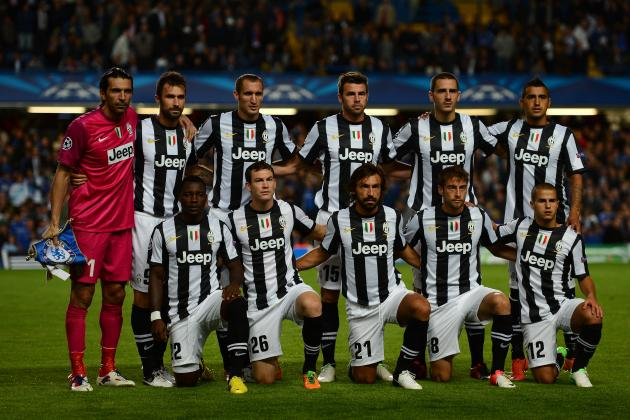 Highs and Lows for Juventus in Champions League Return vs Chelsea