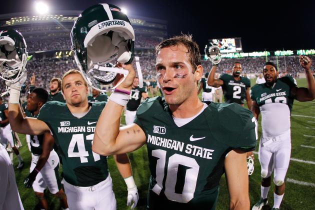 Michigan State Football: 5 Keys to the Game vs. Eastern Michigan