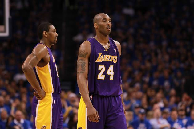 L.A. Lakers: Stock Up, Stock Down for Every Player Heading into 2012-13