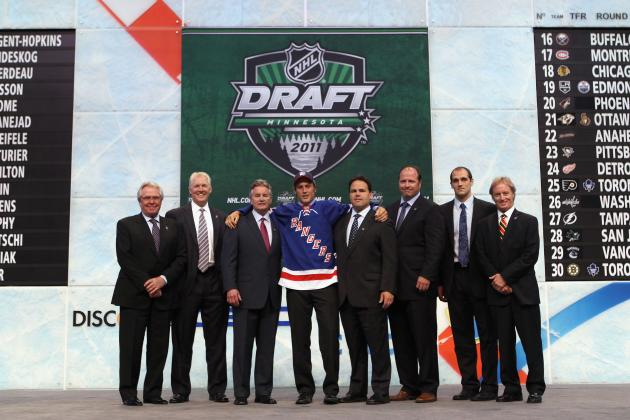 New York Rangers: Power Ranking the Franchise's 7 Best Prospects