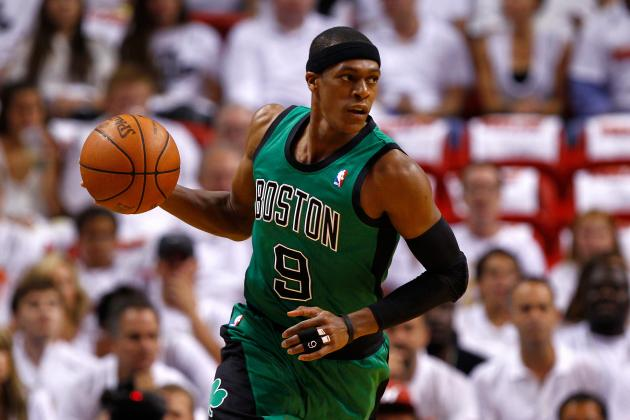 Stock Up, Stock Down for Every Player on Boston Celtics Heading into 2012-2013