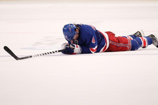 NHL Free Agents: Should the New York Rangers Actually Let Michael Del Zotto Go?
