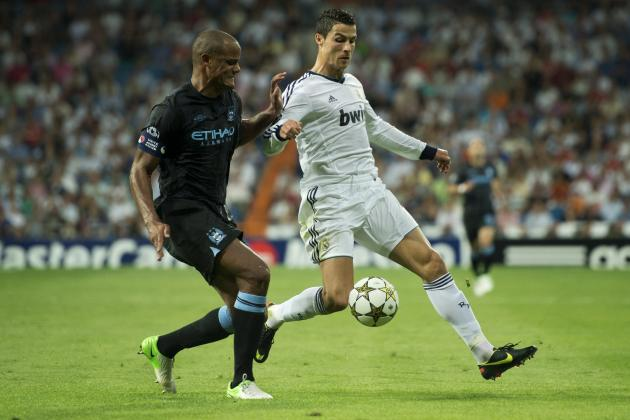 UEFA Champions League: Best Starting XI from First Round of Group Stages