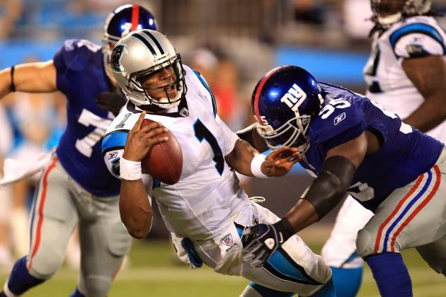 Panthers vs. Giants: 5 Keys to the Game for New York