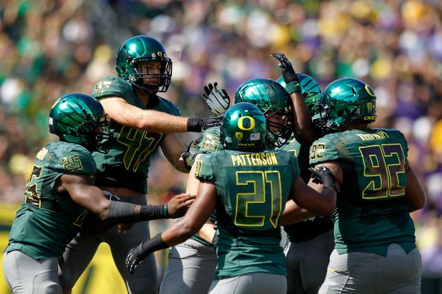 Oregon Football: 5 Reasons Why the Ducks Will Beat the Wildcats