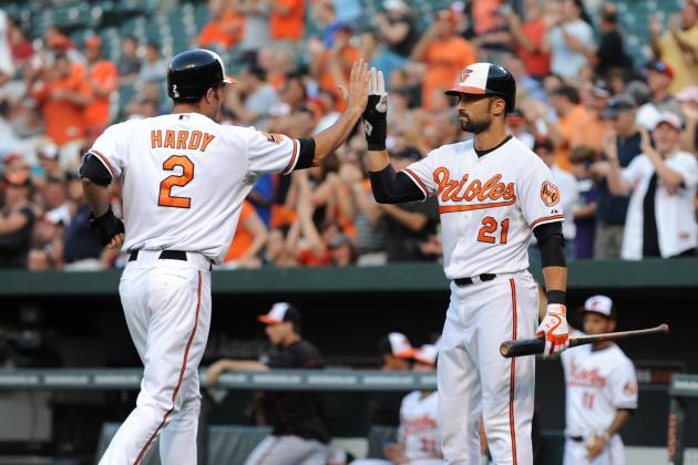 Baltimore Orioles: 10 Solid Candidates for Team MVP in 2012