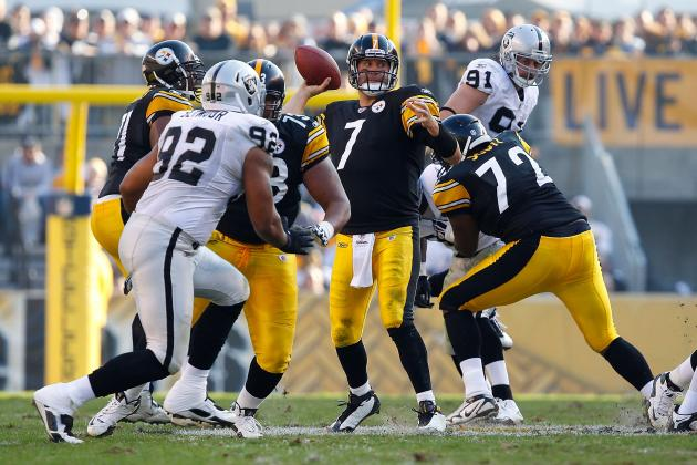Pittsburgh Steelers: Most Critical Matchups Against the Oakland Raiders