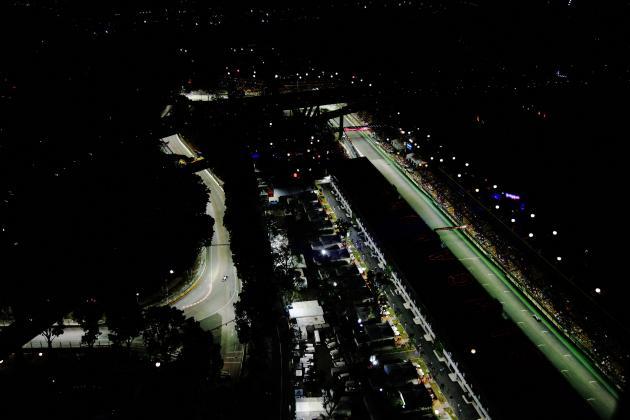 Formula 1: Singapore Grand Prix Preview