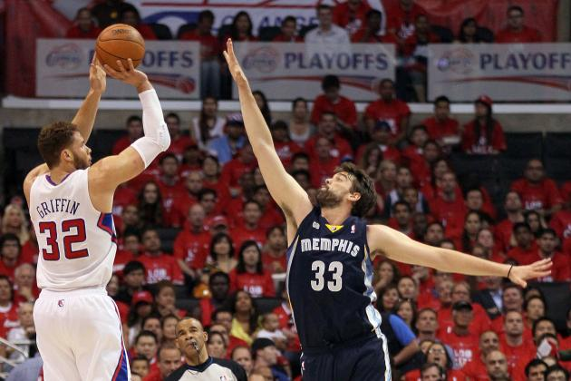 5 Ways Marc Gasol Must Elevate His Game for Memphis Grizzlies