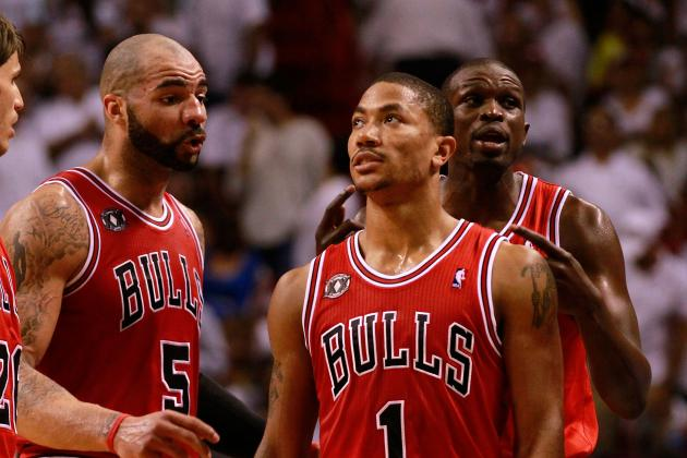 5 Chicago Bulls Who Could Be Losing Playing Time in 2012-13