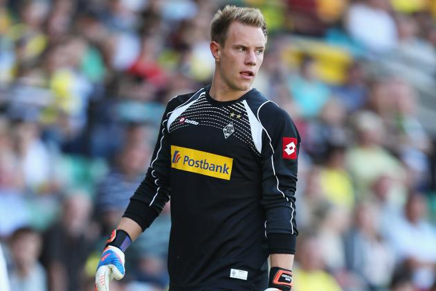 Marc-Andre ter Stegen and 5 World Football Goalies on the Rise