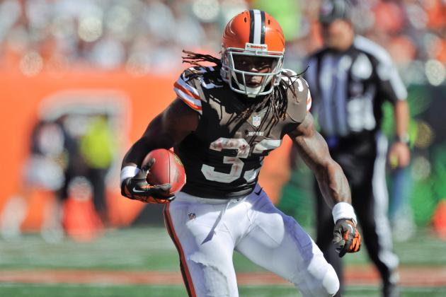 Week 3 Sleepers: Trent Richardson and 5 Running Backs Guaranteed to Break out