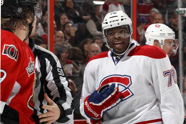 NHL Free Agents: 5 Reasons Canadiens Would Regret Letting PK Subban Go