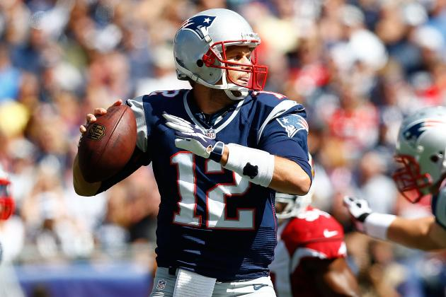 New England Patriots: Can Tom Brady Throw Deep? | Bleacher ...