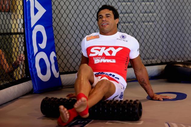 Vitor Belfort and 5 More Unlikely UFC Title Challengers