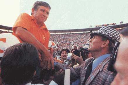 Tennessee Volunteer Football: Top 6 Performances of Past 30 Years