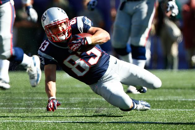Wes Welker Trade Rumors: Ranking Top Potential Landing Spots for Patriots WR