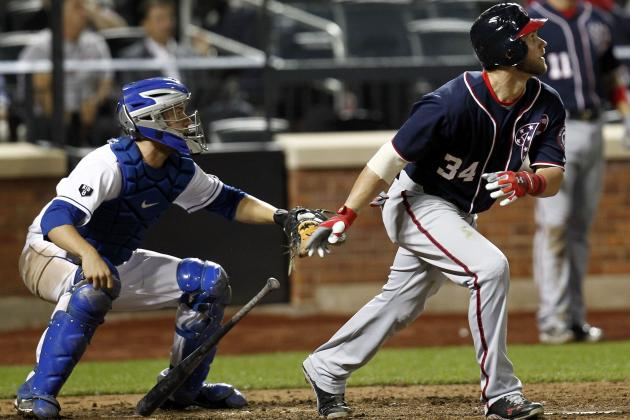 Bryce Harper, Mariano Rivera and 5 Lessons MLB Fantasy Owners Learned in 2012
