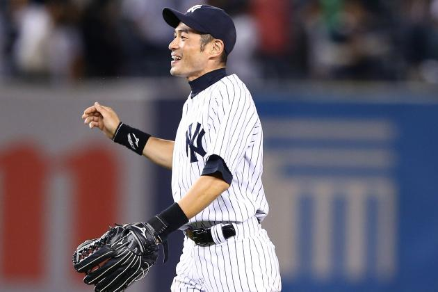 5 Reasons Ichiro Suzuki's First 'Yankee Moment' Will Lead to Clutch Finish
