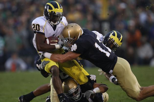 Michigan vs. Notre Dame: 5 Keys to the Game for the Fighting Irish