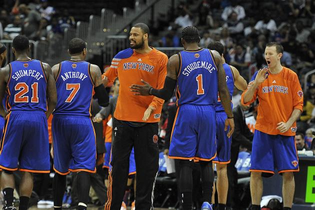 Predicting Each New York Knick's Odds of Improving or Regressing in 2012-2013