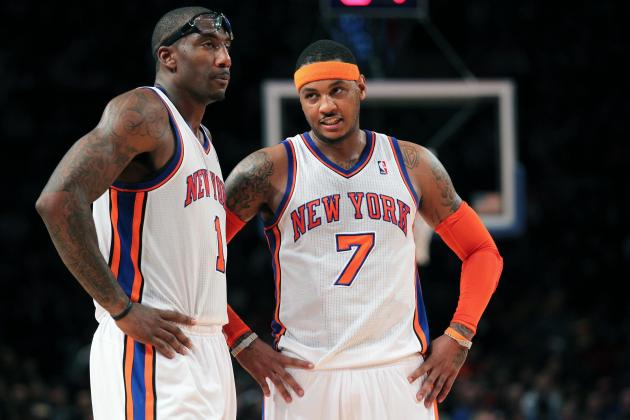 5 Current NBA Star Pairings That Will Never Work