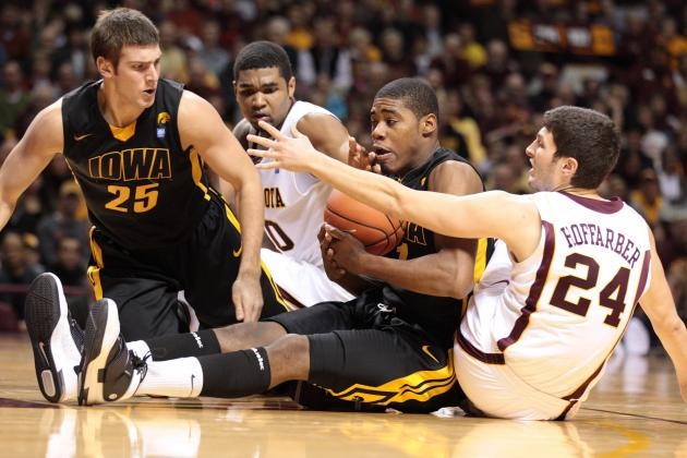 Iowa Basketball: Ranking Each 2012-13 Hawkeye by Importance