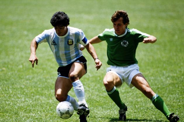 15 'Next Diego Maradonas' and How They Lived Up to the Hype