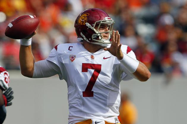 USC Football: 3 Things to Expect from Matt Barkley vs. Cal