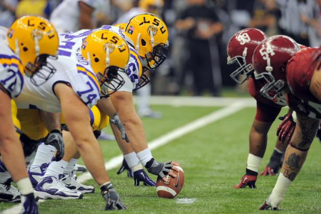 Alabama Football: 5 Teams the Tide Might Face in the National Championship