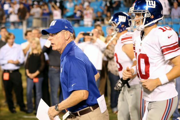 New York Giants vs. Carolina Panthers: 5 Things We Learned