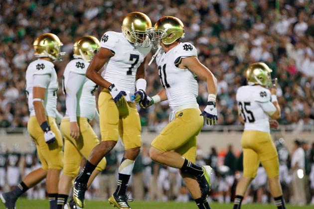 Notre Dame Football: Will the Irish Return Enough Talent to Contend in 2013?