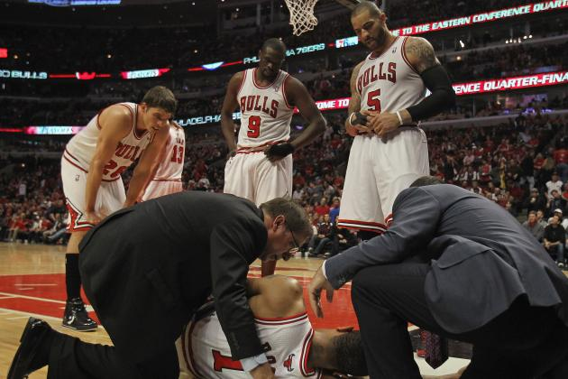 Power Ranking the Chicago Bulls' Most Critical Players Without Derrick Rose