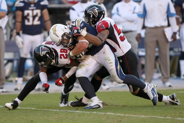 Falcons vs. Chargers: 5 Keys to the Game for Atlanta