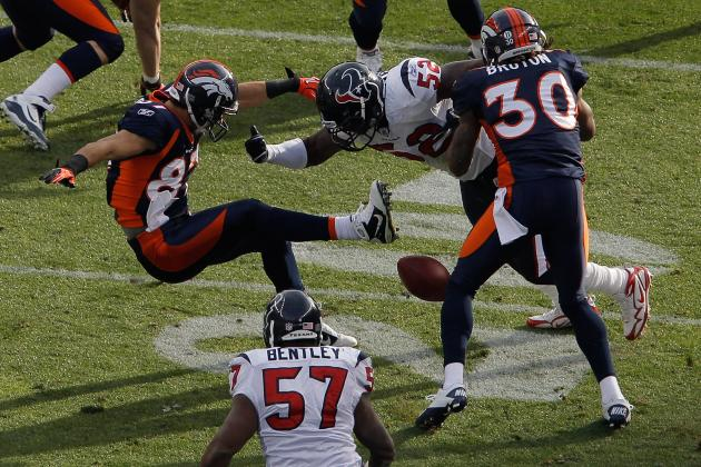 Denver Broncos: 5 Keys to Game vs Houston