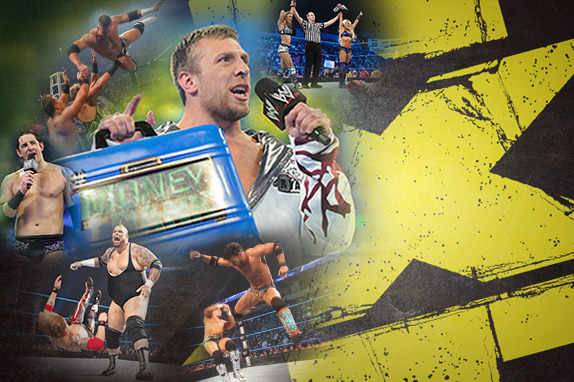 WWE: Power Ranking Every NXT Rookie in the Show's History