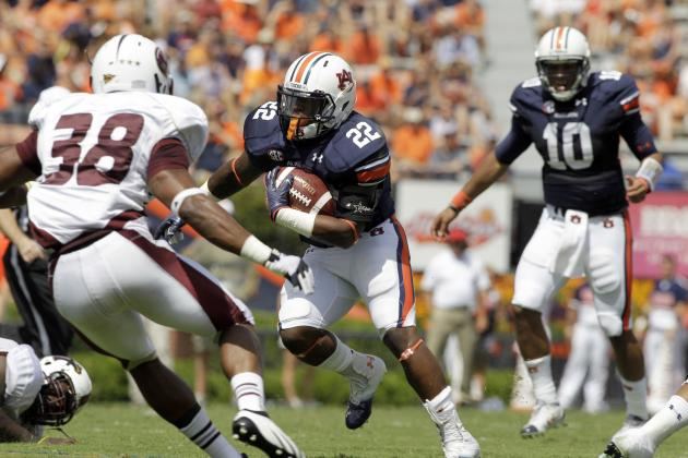 Auburn Football: 5 Keys to the Game vs. No. 2 LSU